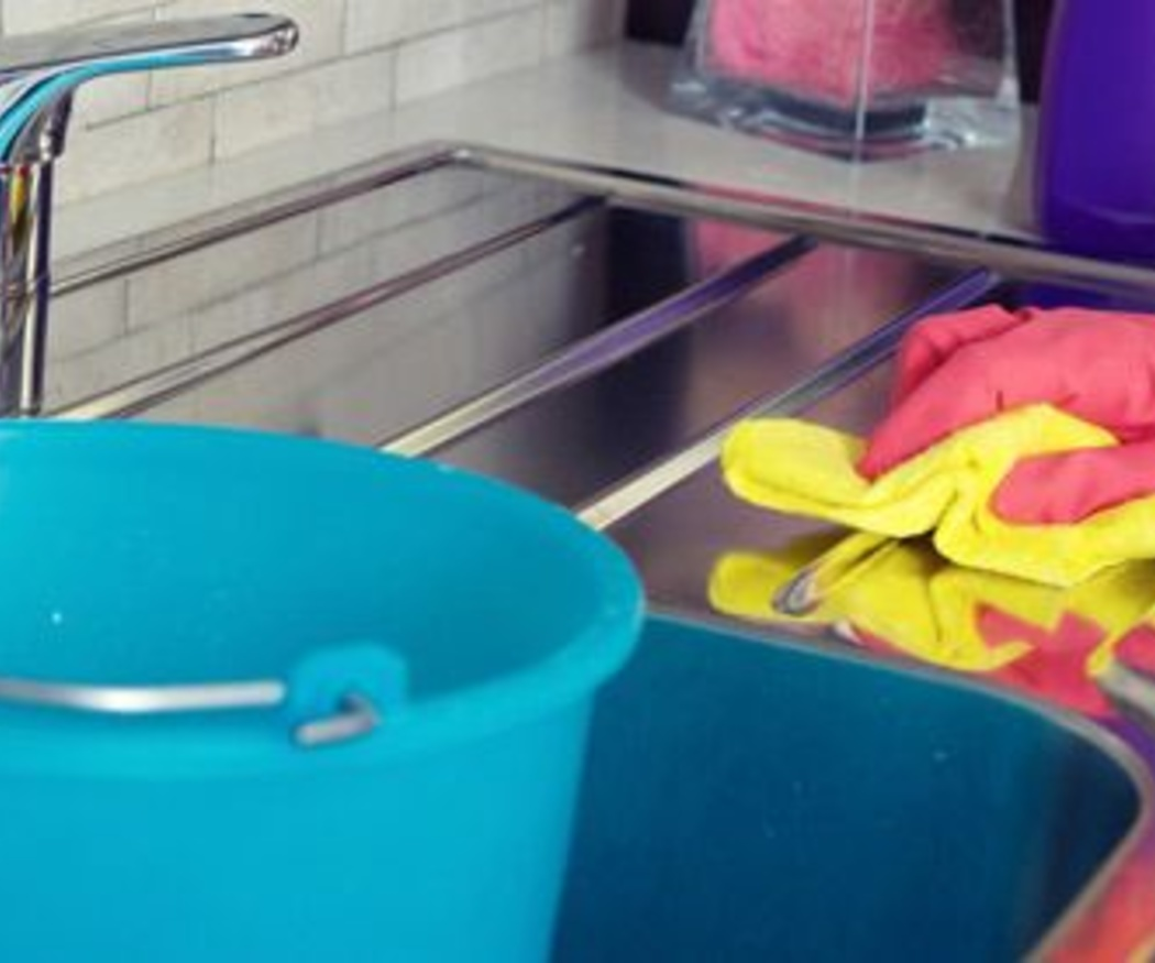 Errores comunes a la hora de limpiar