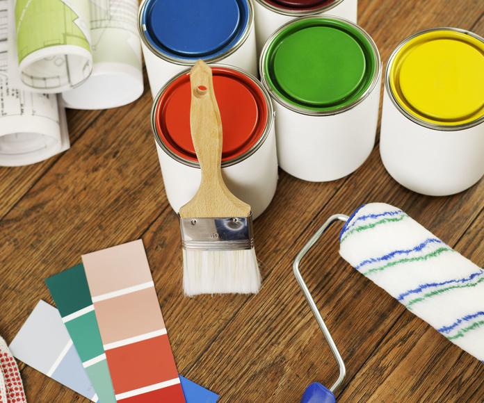 Pintura: Servicios de Limpiezas Mallorca