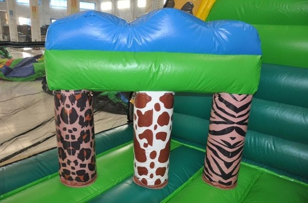 obstaculos girafa