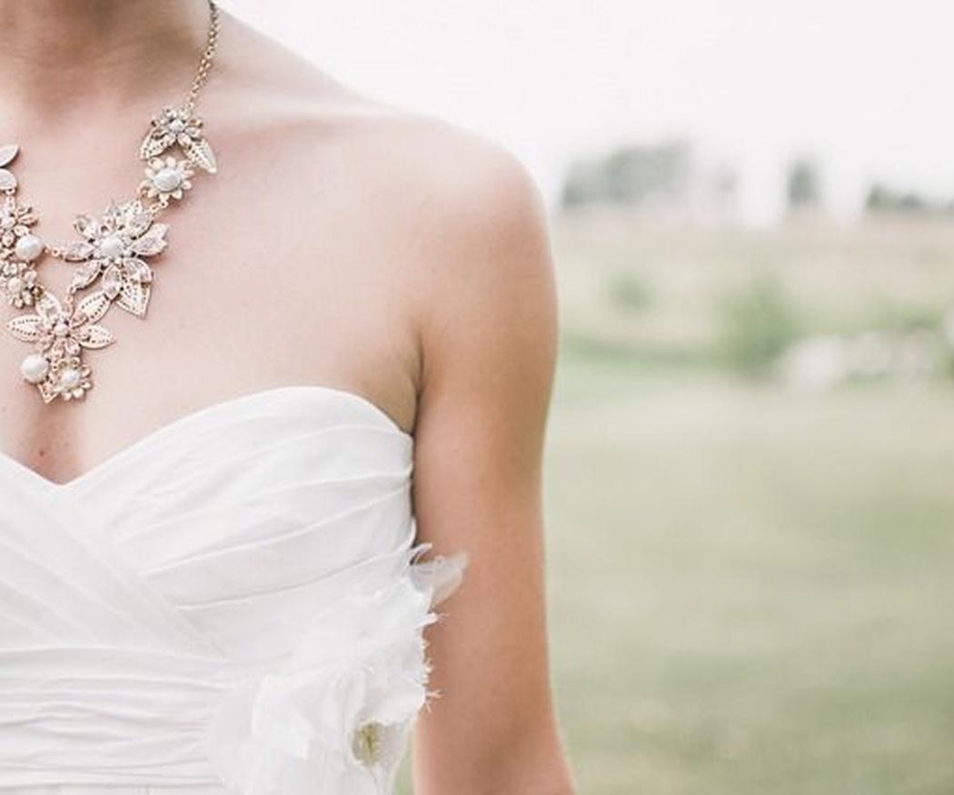 ¿Qué escote de novia te facorece?