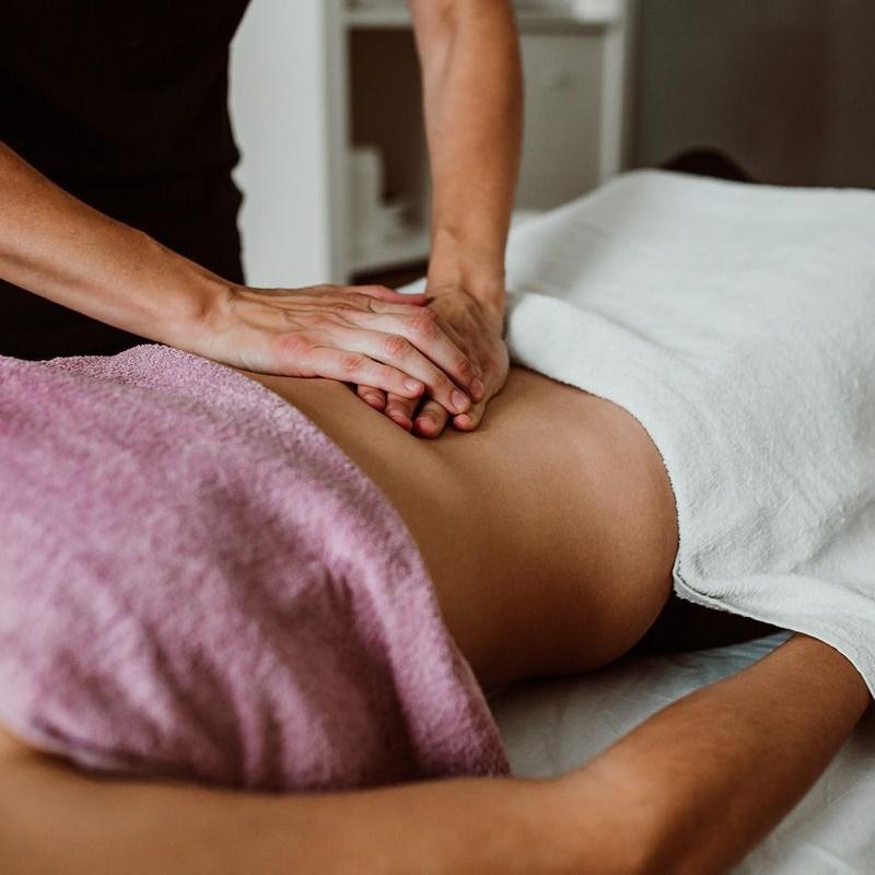 Visceral: Terapias  de MQ Fisioterapia