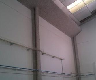 Sellado en pasos de instalaciones: Servicios de Sella2 Protección Pasiva, S.L.