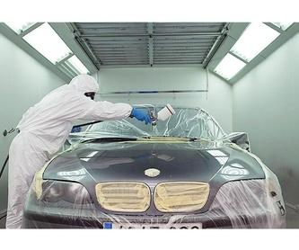 Taller 4x4: Productos y Servicios de L y J Auto