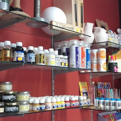 Venta de productos de manualidades