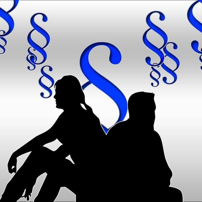 Consecuencias de la separación en una pareja de hecho
