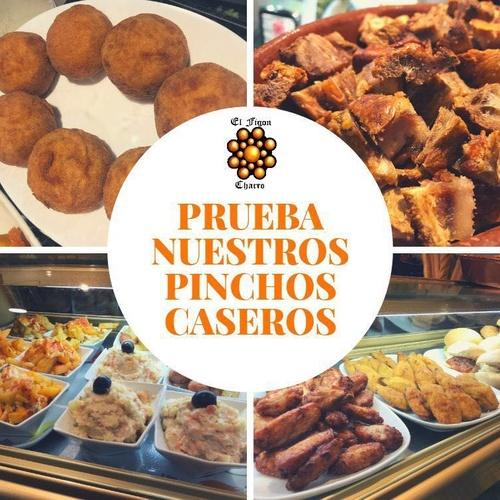 Restaurante de tapas en Salamanca