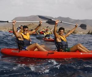 Alquiler de kayaks en el Cabo de Gata