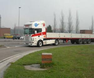 Transporte de bobinas