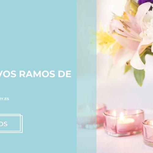 Ramos para novias en Corralejo   Floristería Mary