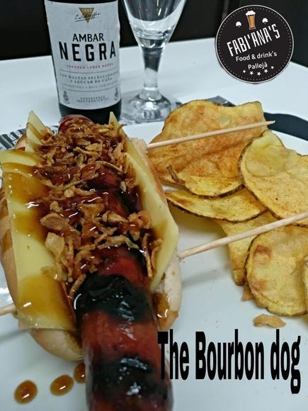 Hot dogs: ¿Qué ofrecemos? de Fabi'Ana'S
