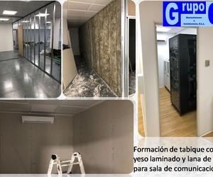 Sala de comunicaciones