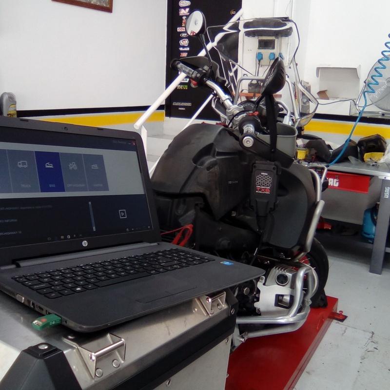 Electrónica: Servicios de Isracing Motos
