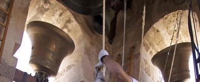 Hispania Nostra propone que todas las campanas de toque manual de Europa