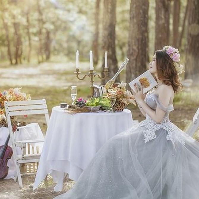 Consejos para tu menú de boda