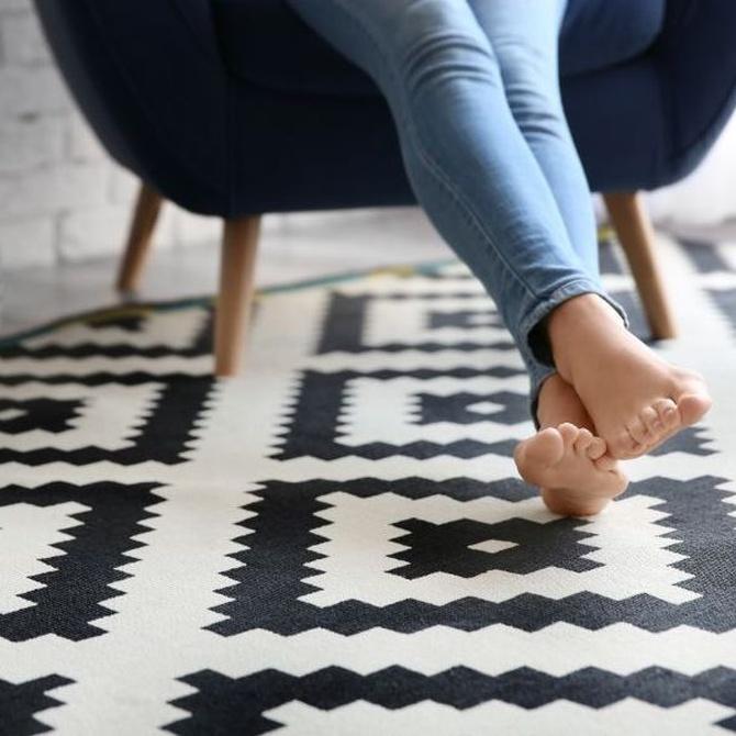 Limpieza de alfombras a domicilio, comodidad máxima