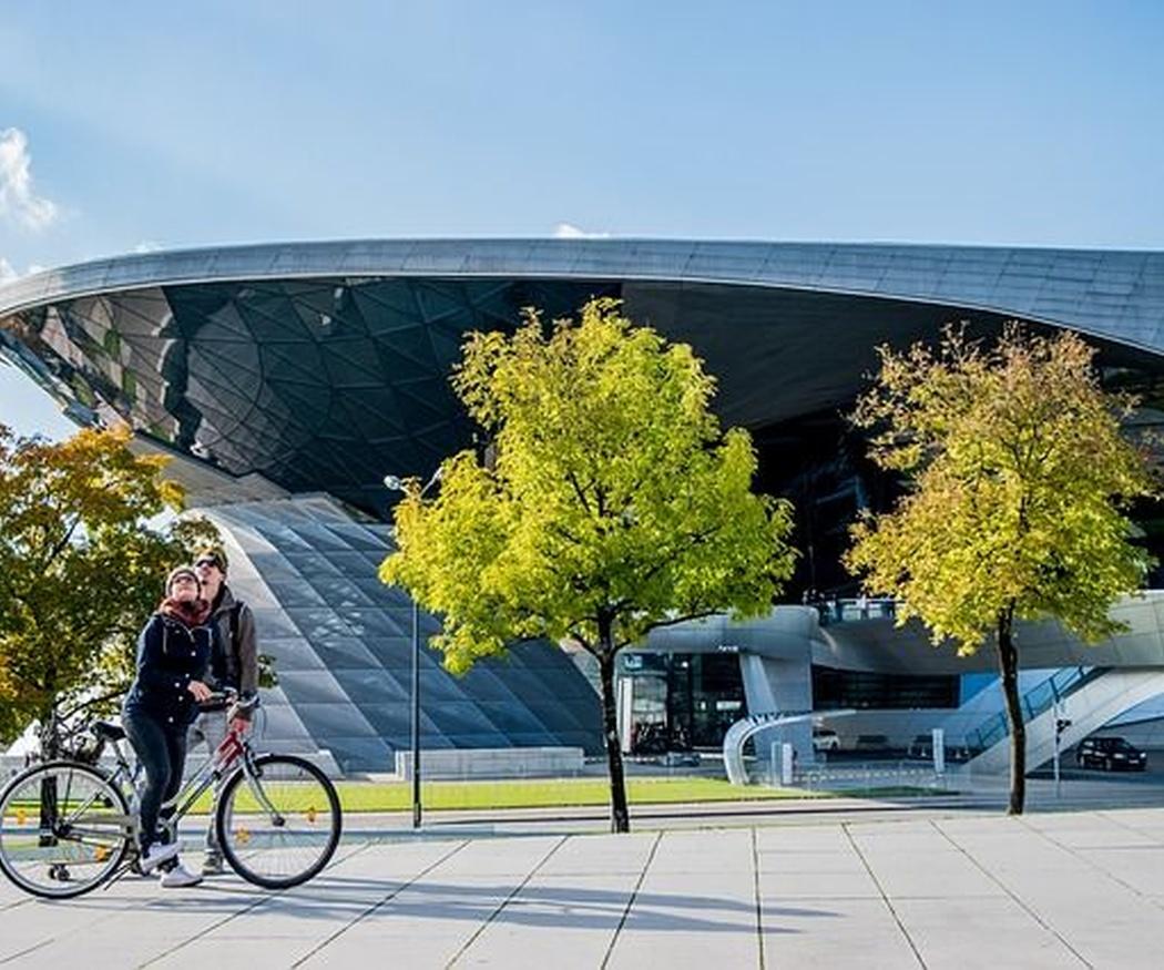 Seis ventajas de montar en bici