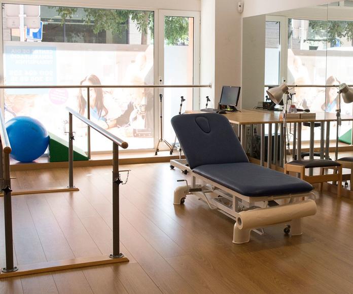 Fisioterapia de rehabilitación: Actividades de Centro de Día Sarrià Barcelona
