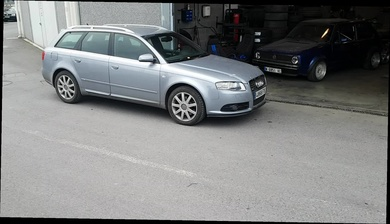 Audi A4 B7 - AirRex Suspension