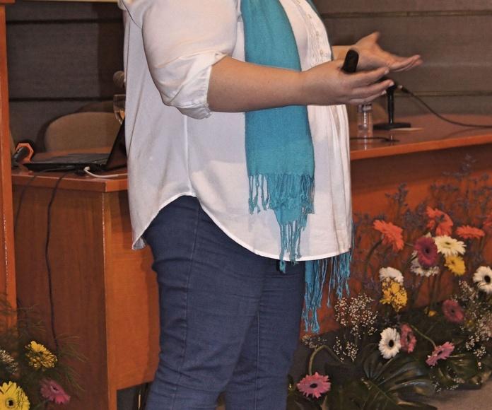 La Dra. Ángela Rita Martín Caballero (Psicóloga Clínica de San Miguel adicciones) nos habló del síndrome de Hikikikomori, nanofobia y ludopatía online.