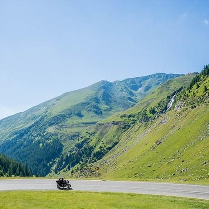 Prepara tu moto antes de viajar este verano