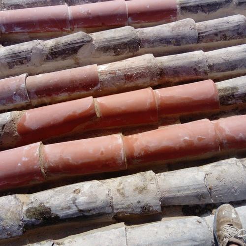 tejado al finalizar la reparacion