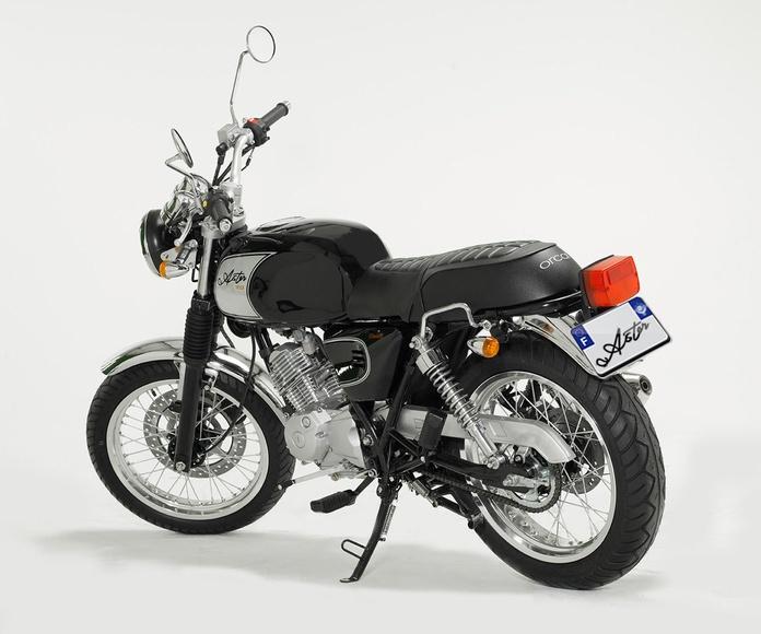 Motos Astor 125cc