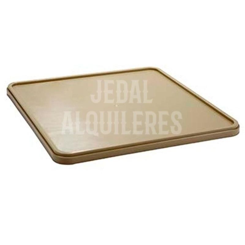 Tapadera para cesta de vasos: Catálogo de Jedal Alquileres