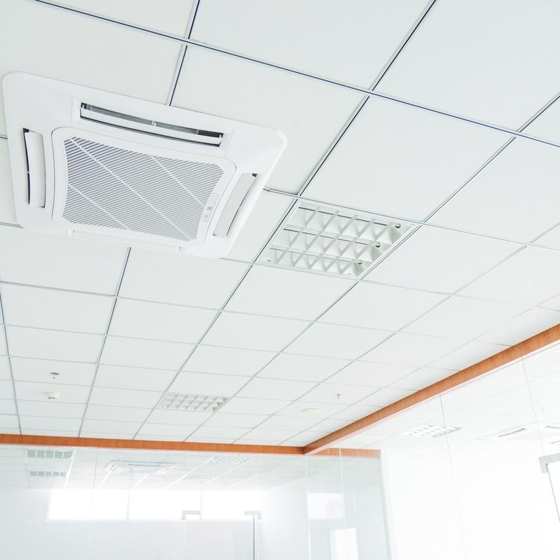Limpiezas y tratamiento de rejillas de climatización: Servicios de Selimca