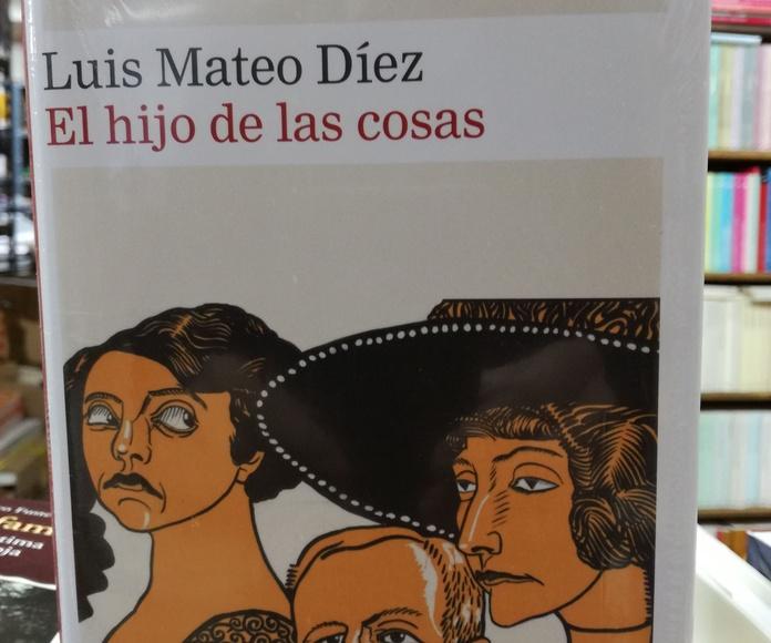 El hijo de las cosas: SECCIONES de Librería Nueva Plaza Universitaria