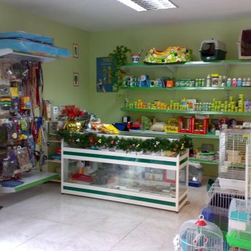 Tienda: Servicios de La Mascota Centre Veterinari