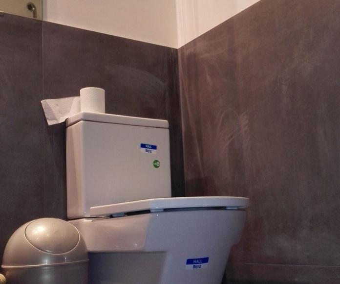 Baños: Servicios de Marcos Interiorismo S. L.
