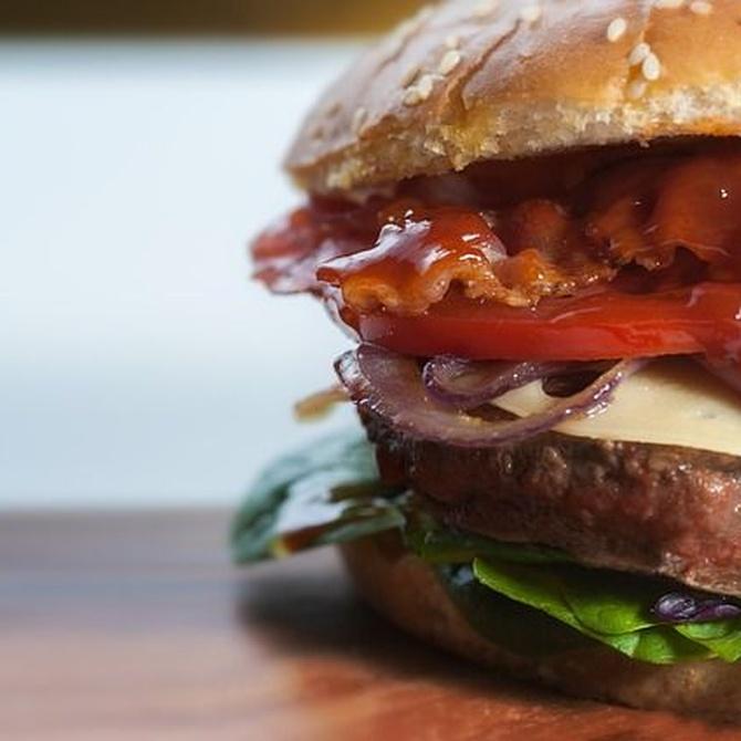 Qué debe tener una buena hamburguesa