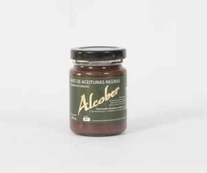Elaboración de paté de aceitunas negras