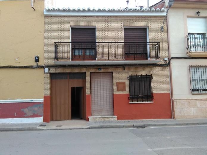 Venta de casa en Ronda 4: Inmuebles Urbanos de ANTONIO ARAGONÉS DÍAZ PAVÓN