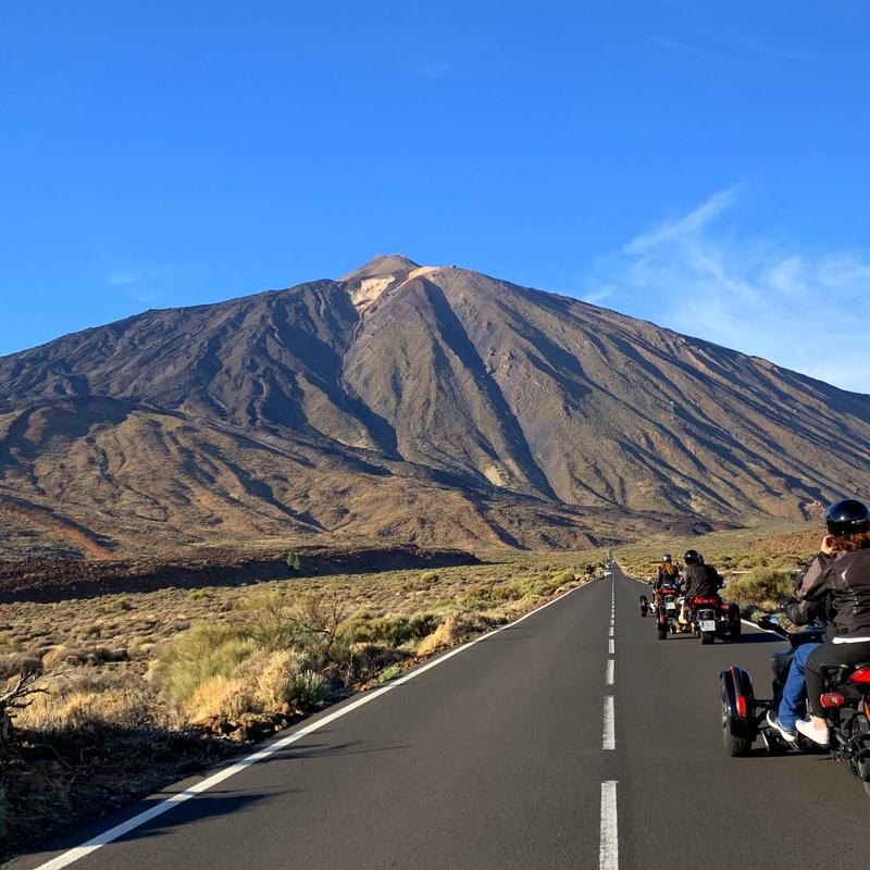 Excursion al Teide: Nuestros Tours de Seven Tours