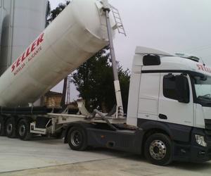 Transporte cisterna en Murcia | Transportes Seller