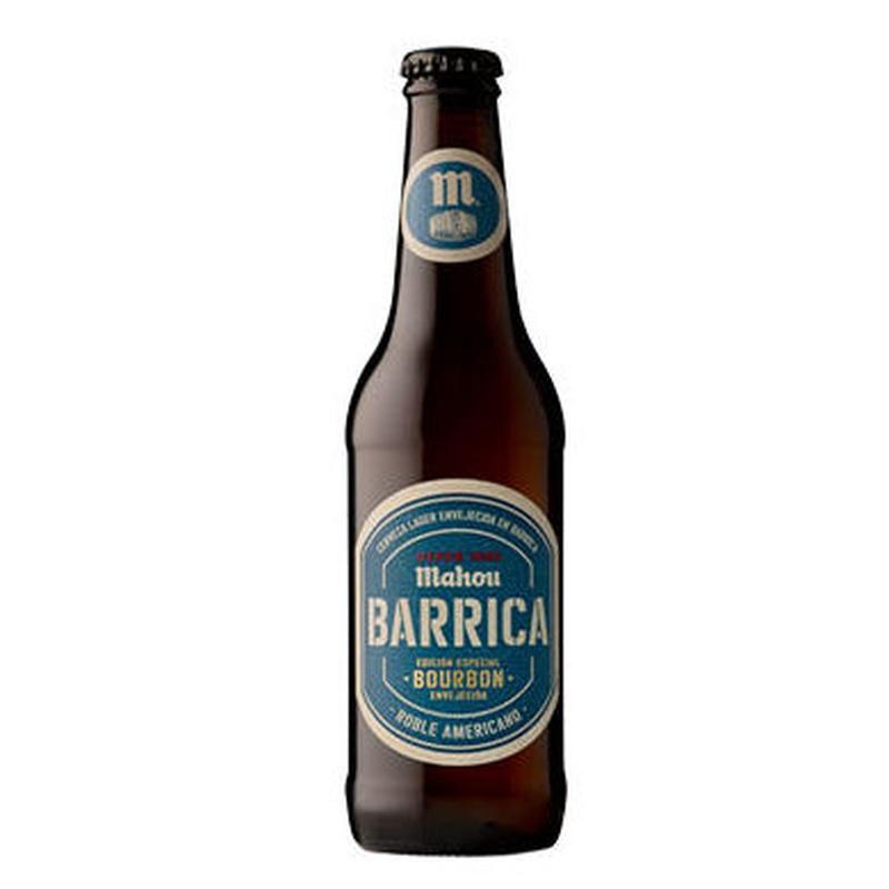 Mahou Barrica Bourbon: Nuestros Productos  de Anigma