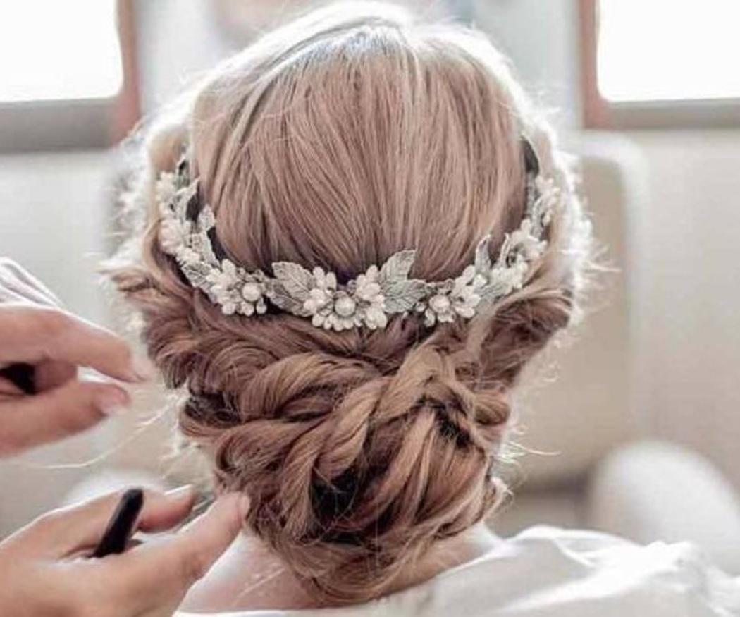 Haz pruebas de peluquería antes de tu boda
