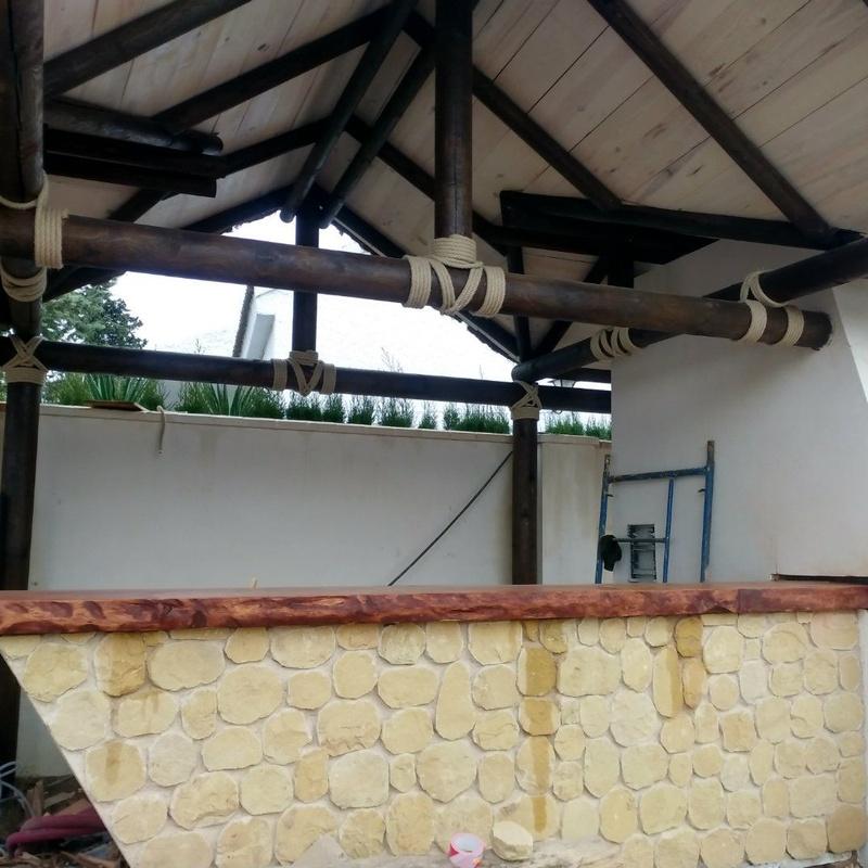 Carpas tropicales: Productos y materiales de Toca Madera