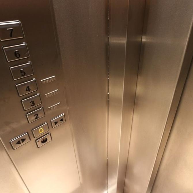Procedimientos para la instalación del ascensor