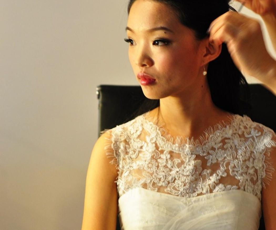 Importancia del maquillaje en una boda
