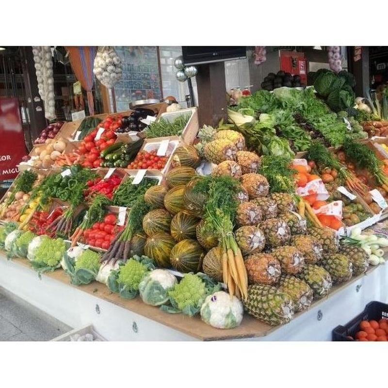 12 razones para comer fruta: Servicios de La Flor de San Miguel