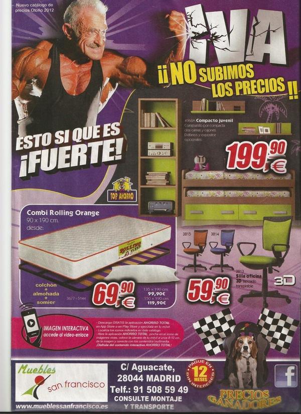 catalogo ofertas otono 2012!!!