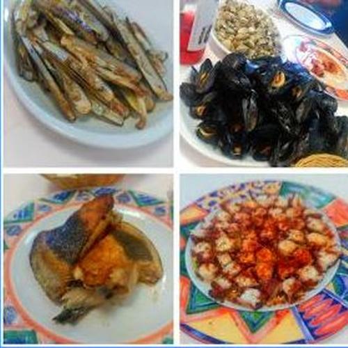 Restaurante cocina creativa Mas de las Matas