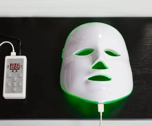 Tratamiento facial con Máscara LED