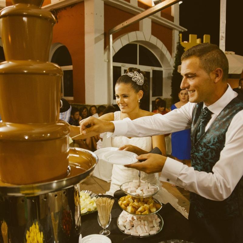 Fondú de Chocolate: Servicios de Balcones de Bentomiz
