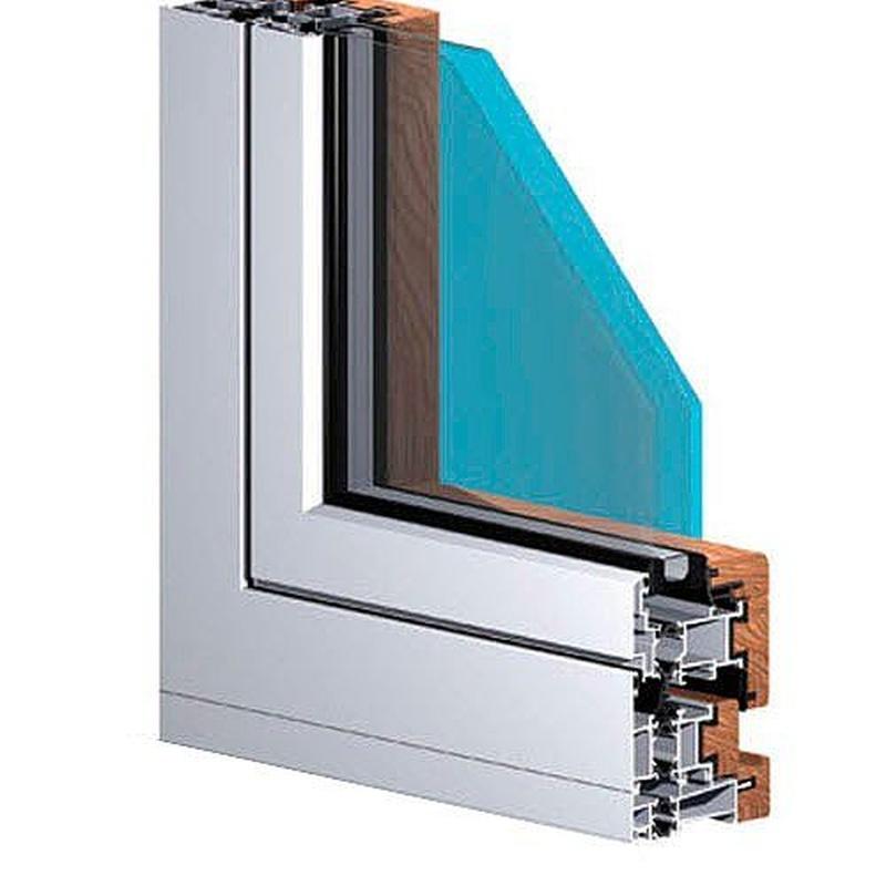 Serie A98 R: Servicios de Aluminios Fergal