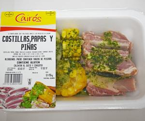 Productos pre-cocinados