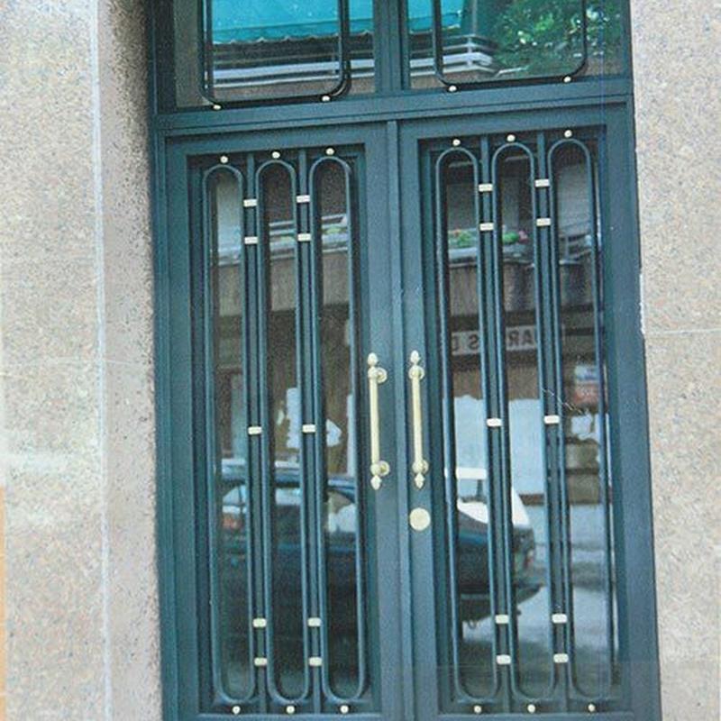 Cuidado de portales: Servicios de Cerrajería Miguel Ángel