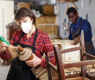 Curso online de reciclaje y transformación de muebles: Servicios de ESCUELA TRINEL